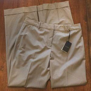 Ann Taylor Tall Wool Blend Trousers